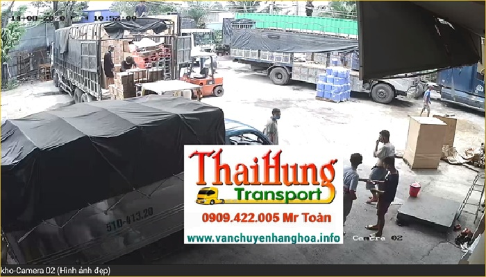 Gửi hàng từ TPHCM đi An Giang