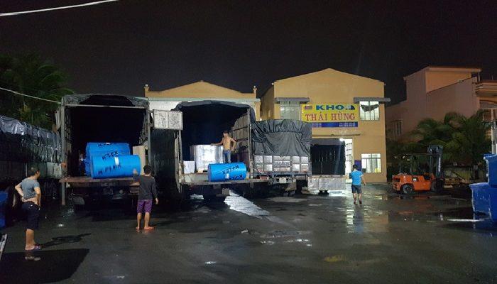 Gửi hàng từ TPHCM đi Bà Rịa - Vũng Tàu