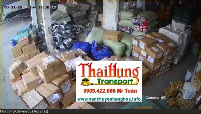 Gửi hàng từ TPHCM đi Bến Tre