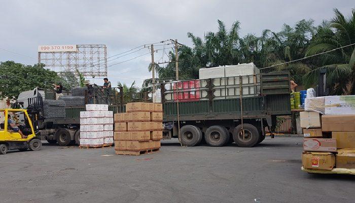 Gửi hàng từ TPHCM đi Bình Phước
