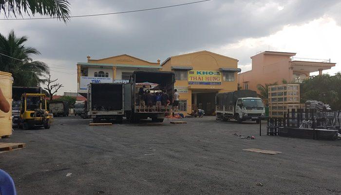 Gửi hàng từ TPHCM đi Dak Nông