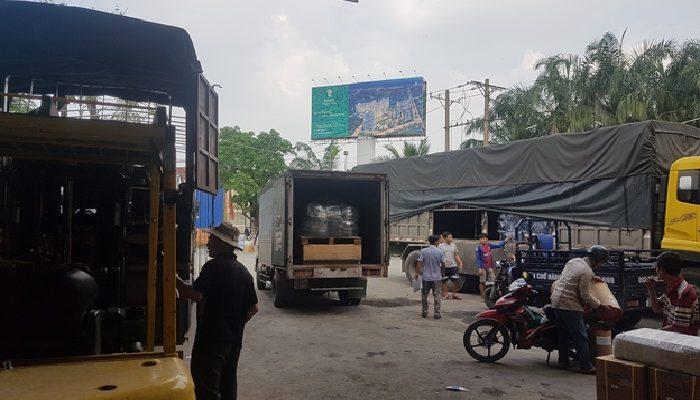 Gửi hàng từ TPHCM đi Đồng Tháp