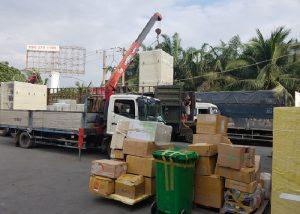 Lịch trình di chuyển gửi hàng từ TPHCM đi Lâm Đồng