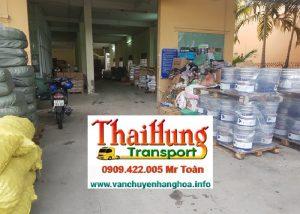 Dịch vụ gửi hàng từ TPHCM đi Vĩnh Long của Thái Hùng
