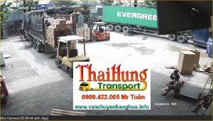 Lịch trình gửi hàng từ TPHCM đi Hậu Giang