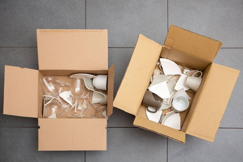 Chuyển những loại hàng dễ vỡ không phải việc đơn giản