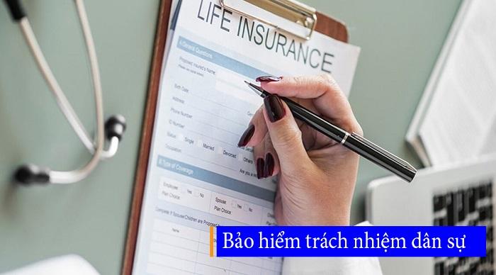 Bảo hiểm trách nhiệm dân sự đối với hàng hóa giúp bạn đền bù phần nào thiệt hại không may gặp phải