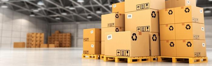 Đóng gói hàng vào pallet tạo an toàn tuyệt đối cho hàng hóa