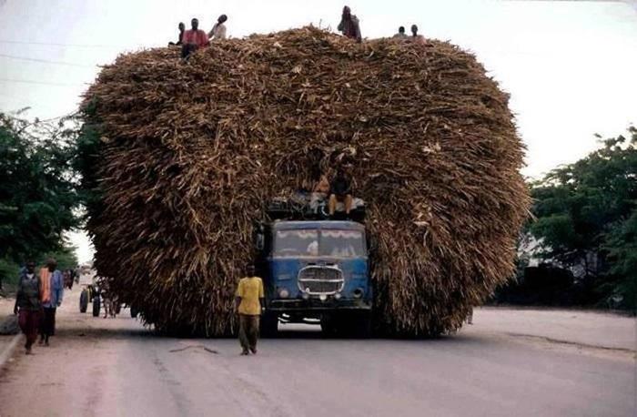 Chở hàng vượt quá tải trọng sẽ bị xử phạt và tước giấy phép lái xe
