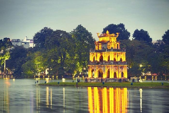 Hà Nội nghìn năm văn hến, mang nét đẹp vừa cổ kính vừa hiện đại, là thủ đô của nước Việt Nam ta
