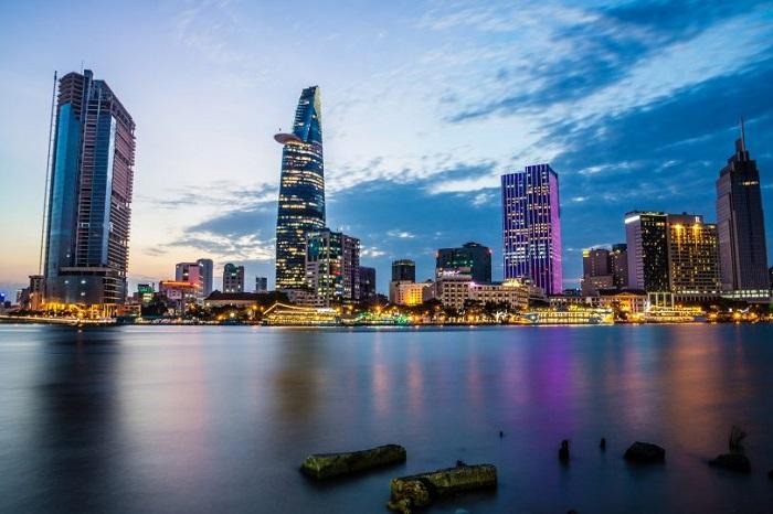 Được mệnh danh là Hòn Ngọc Viễn Đông, đây là trung tâm kinh tế sầm uất bậc nhất nước ta