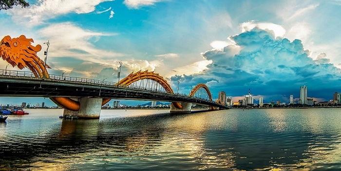 Đà Nẵng là thành phố đáng sống, nơi có cầu sông Hàn thơ mộng
