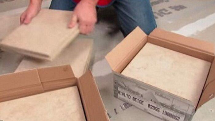 cách bảo quản/đóng gói gạch men