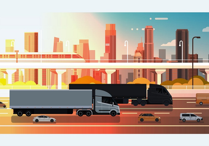 Ưu điểm của vận tải đường bộ-3