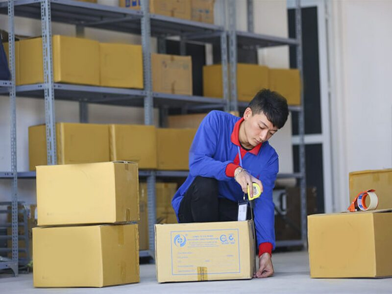 Nhu cầu gửi hàng trong thời gian qua tăng rất mạnh