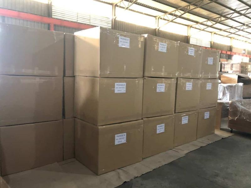 Thái Hùng giúp khách hàng vận chuyển sản phẩm nhanh chóng và an toàn