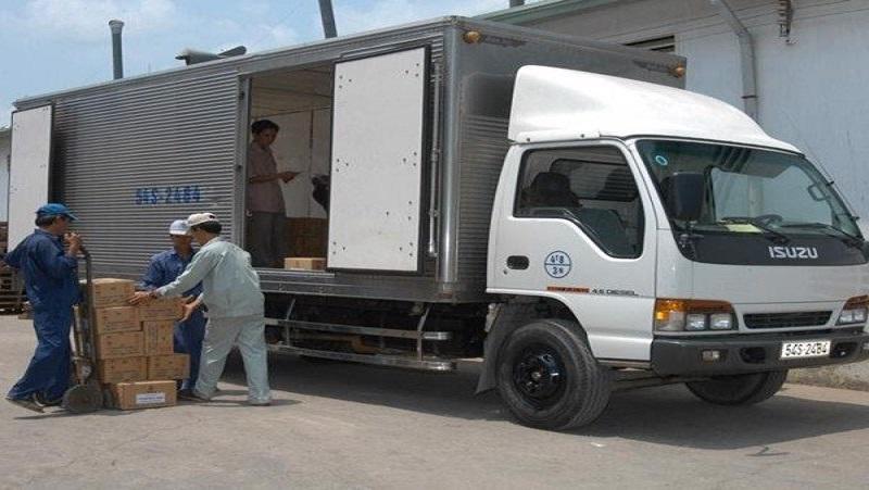 Chành xe Bắc Nam nhận vận chuyển nhiều hàng hóa khác nhau